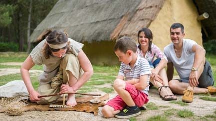 Prehistoric Activities in Montneuf