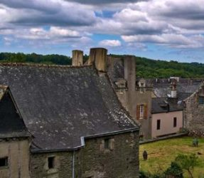 Rochefort en Terre plus beau village de France